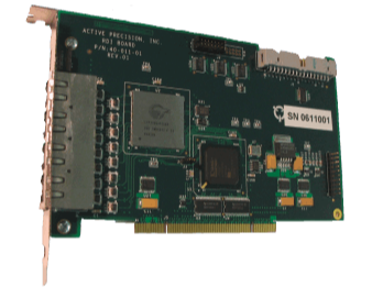 Robot PCI Card